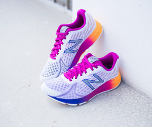 疾速活力——新百伦NEW BALANCE VAZEE RUSH开箱评测