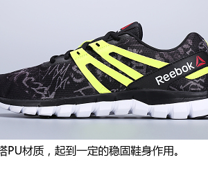 无所谓、放胆跑—REEBOK SUBLITE XT CUSHION GRFTMT