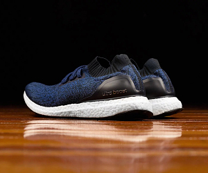 adidas UltraBOOST Uncaged全新配色设计「Navy」