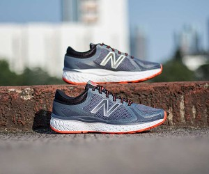 实用跑鞋也有巨能量——New Balance 720 V4缓震跑鞋