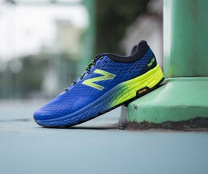 缓震稳定、全能表现——NEW BALANCE FRESH FOAM HIERRO V2