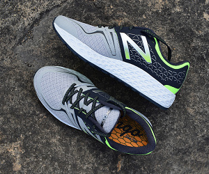稳扎稳打 步步为赢——New Balance Fresh Foam Vongo跑鞋