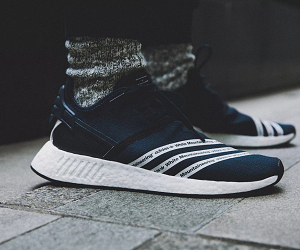 近赏 adidas Originals by White Mountaineering 2017 春夏联名鞋履系列