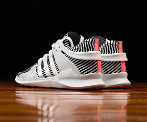 adidas Originals EQT Support ADV Primeknit 全新配色设计「Zebra」