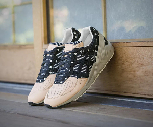 近赏 ASICS Tiger GEL-Sight 全新配色设计「Indian Ink」