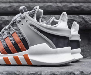 adidas Originals EQT Support ADV 全新配色设计「Burnt Orange」