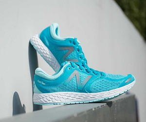 新百伦不只有复古鞋——New Balance Fresh Foam Zante V3跑鞋