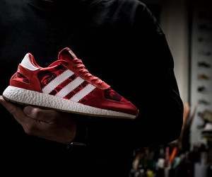 adidas Originals x BAPE「联名」Iniki Runner 定制配色