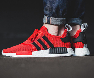 adidas Originals NMD R1 全新「Core Red」配色正式上架