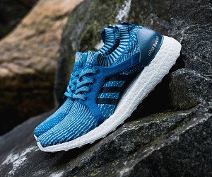 近赏 adidas x Parley for the Oceans 联名 UltraBOOST X 鞋款