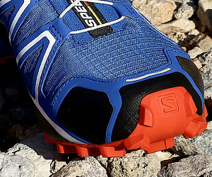 丛林撒野 Salomon Speedcross 4越野跑鞋