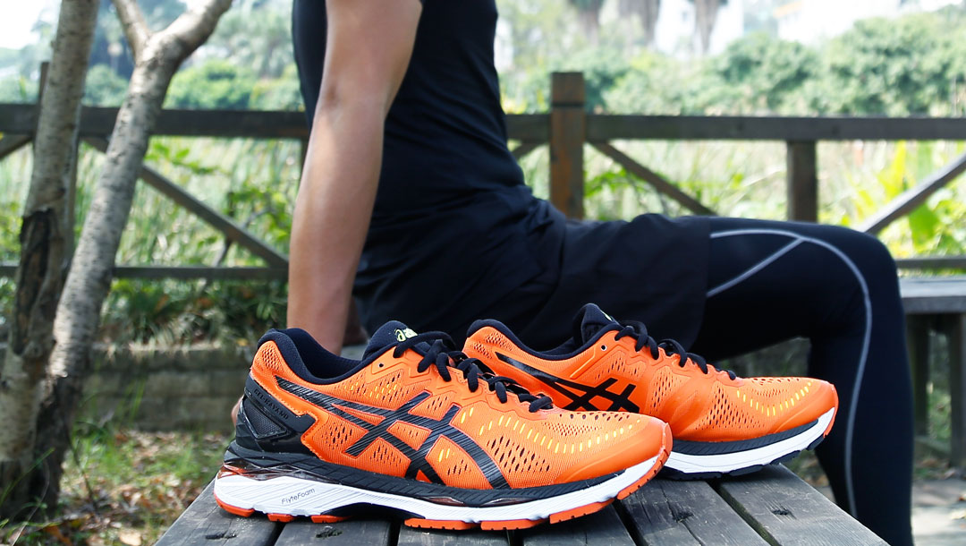 王者血统 全新演绎 跑鞋ASICS GEL-KAYANO 23