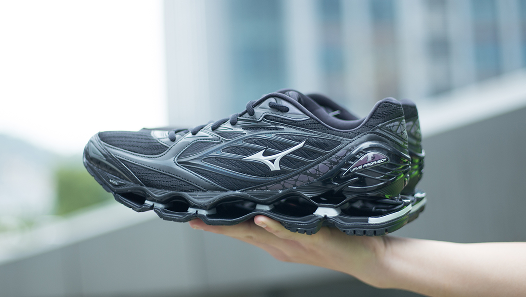 Mizuno WAVE PROPHECY 6跑鞋赏析