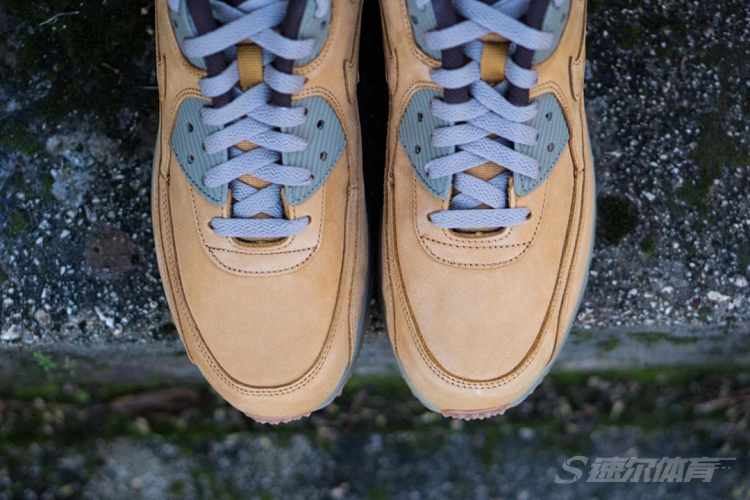 近赏Nike Air Max 90 Winter Premium「Light Bronze」鞋款