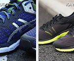王储之争见端倪 ASICS GEL-LUMINUS 3 VS GEL-KAYANO 24