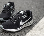 稳步前进 Nike Air Zoom Structure 21跑鞋